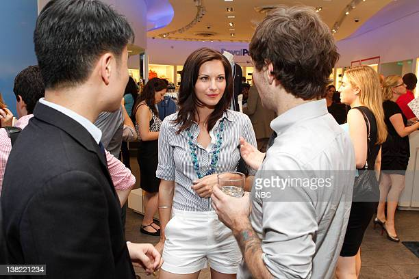 PAINS The Royal Pains/Vanity Fair VIP In Store Event at Lacoste Fifth Avenue New York City Tuesday June 1st 2010 Pictured Jill Flint 'Royal Pains'