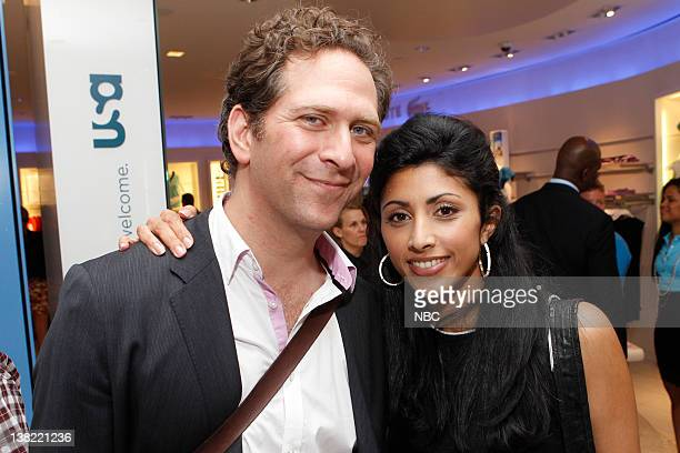 PAINS The Royal Pains/Vanity Fair VIP In Store Event at Lacoste Fifth Avenue New York City Tuesday June 1st 2010 Pictured Dr Matthew Spitzer...