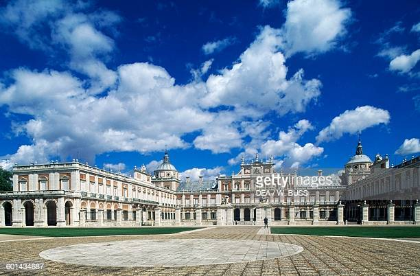 The Royal Palace Aranjuez Madrid Spain 16th century