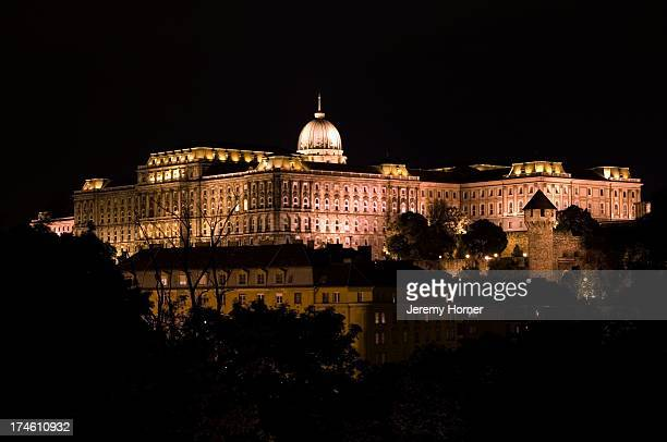 The Royal Palace is the major draw bringing visitors to the castle district a hilltop area on the Buda side of the river The first permanent settlers...