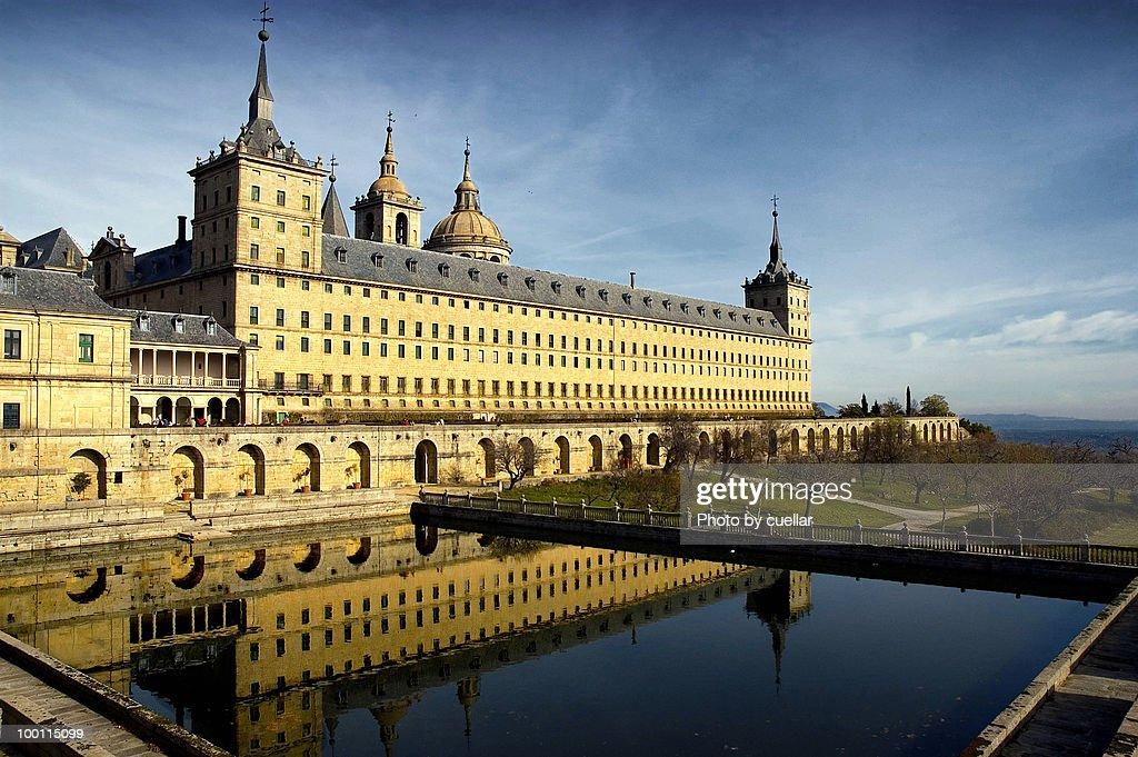 The Royal Palace : Stock Photo