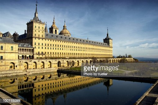 The Royal Palace : Stock Photo