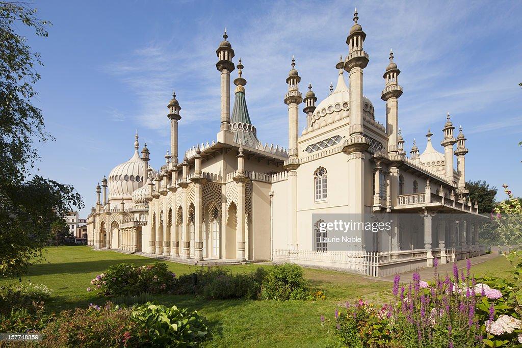 The Royal Pavilion, Brighton, Sussex, England : Stock Photo