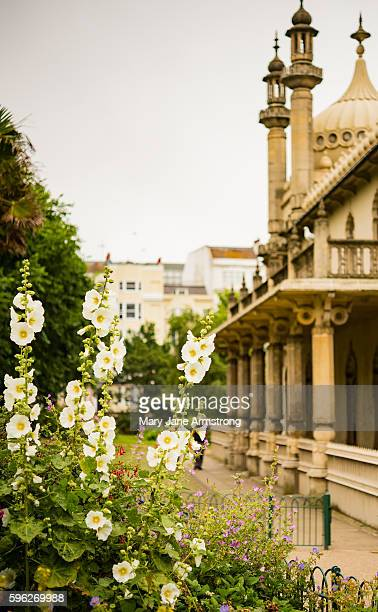 The Royal Pavilion in Brighton, England
