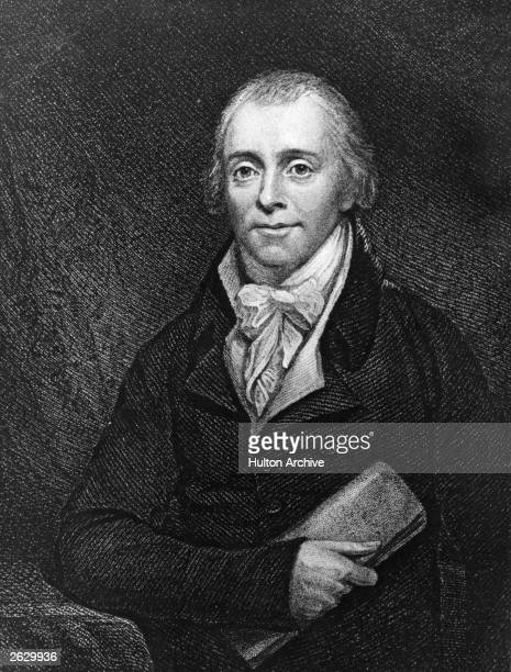 The Rt Hon Spencer Perceval English statesman who was shot in the lobby of the House of Commons when Prime Minister Original Artwork Print from a...