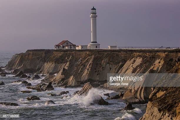 The rugged southern Mendocino County Coast located north of Point Arena is viewed on September 4 near Gualala California Using his authority under...