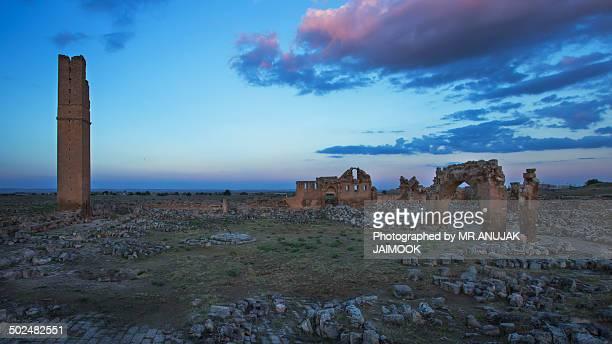 The ruin at Harran Town, Sanliurfa, Turkey