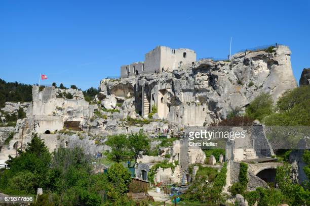 The Ruined Castle at Les Baux-de-Provence Provence