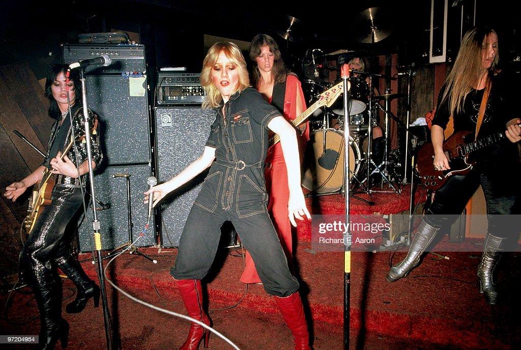 ImagesVideoRock band 'The Runaways'...