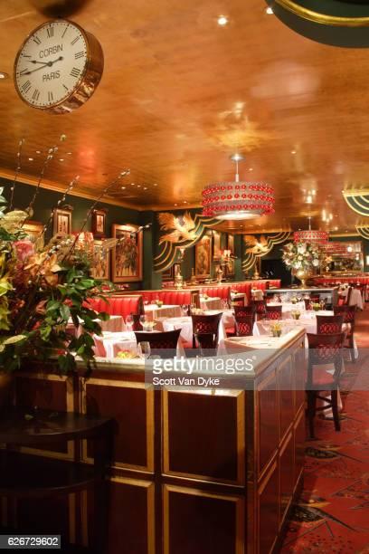 Russian Tea Room St Louis