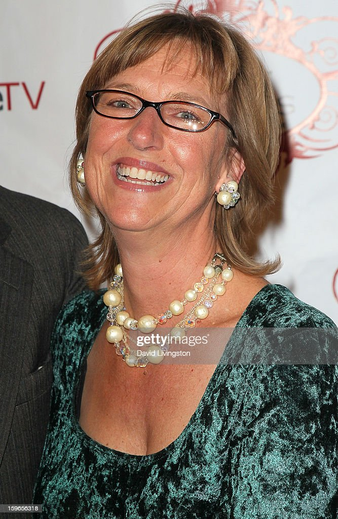 The RV Cooking Show host Evanne Schmarder attends the 4th Annual Taste Awards at Vibiana on January 17, 2013 in Los Angeles, California.