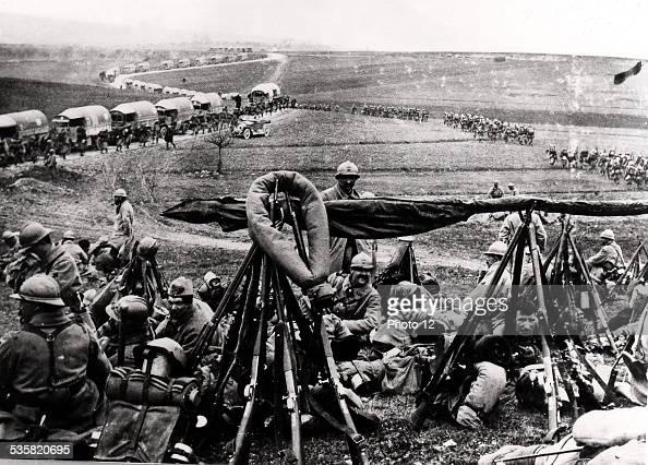 The Sacred Way Verdun France World War I