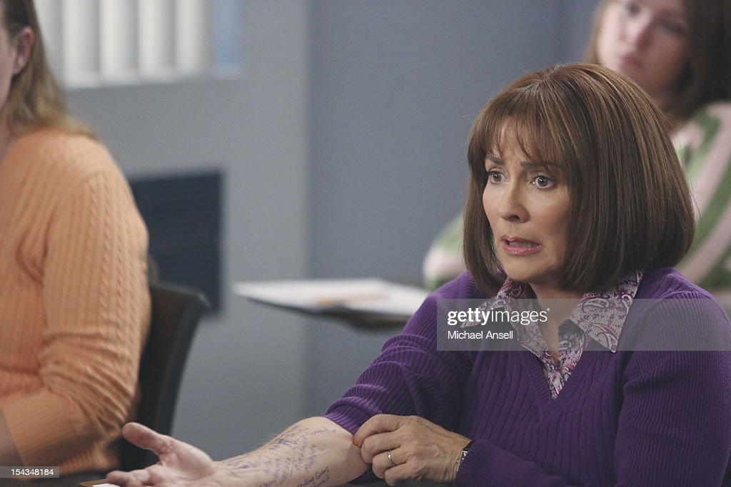 THE MIDDLE - 'The Safe' - Frankie is made an example of in front of the entire class when she doesn't make a good impression on her first day of dental assisting school with no-nonsense teacher Mrs. Armwood (Jane Kaczmarek, 'Malcolm in the Middle'). Meanwhile, because Axl's broken foot may end any chance of his receiving a college sports scholarship, Frankie and Mike insist that he up his grades and get himself a tutor; and Sue and Brick think they've stumbled upon an expensive item inside an old safe and try to get big bucks for it from a local pawn store employee (Rick Harrison, 'Pawn Stars'), on 'The Middle,' WEDNESDAY, NOVEMBER 7 (8:00-8:30 p.m., ET) on the ABC Television Network. HEATON
