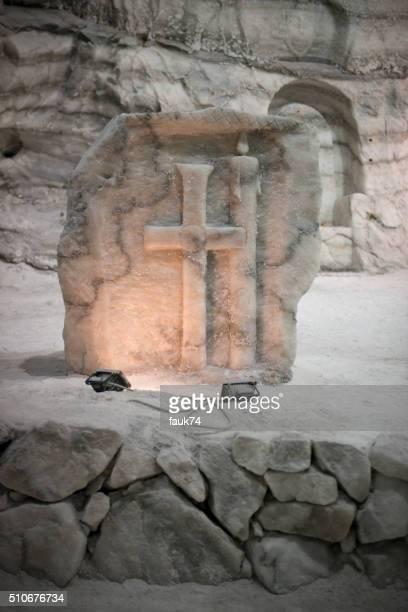 Il sale Cattedrale, Realmonte (AG) in Sicilia