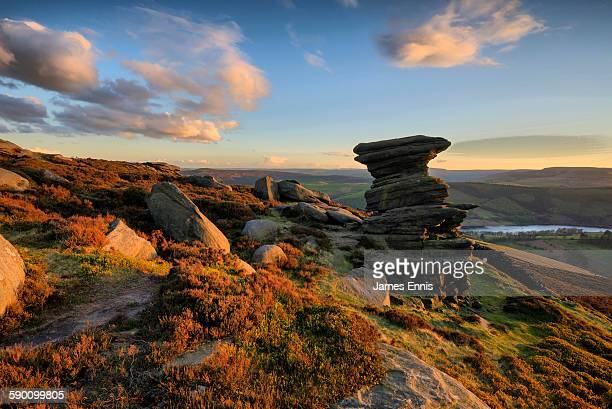The Salt Cellar, Derwent Edge