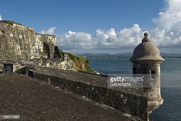 The San Felipe del Morro castle UN World Heritage since 1983 in San Juan on August 1 2010The San Felipe del Morro Fort is a fortification built in...