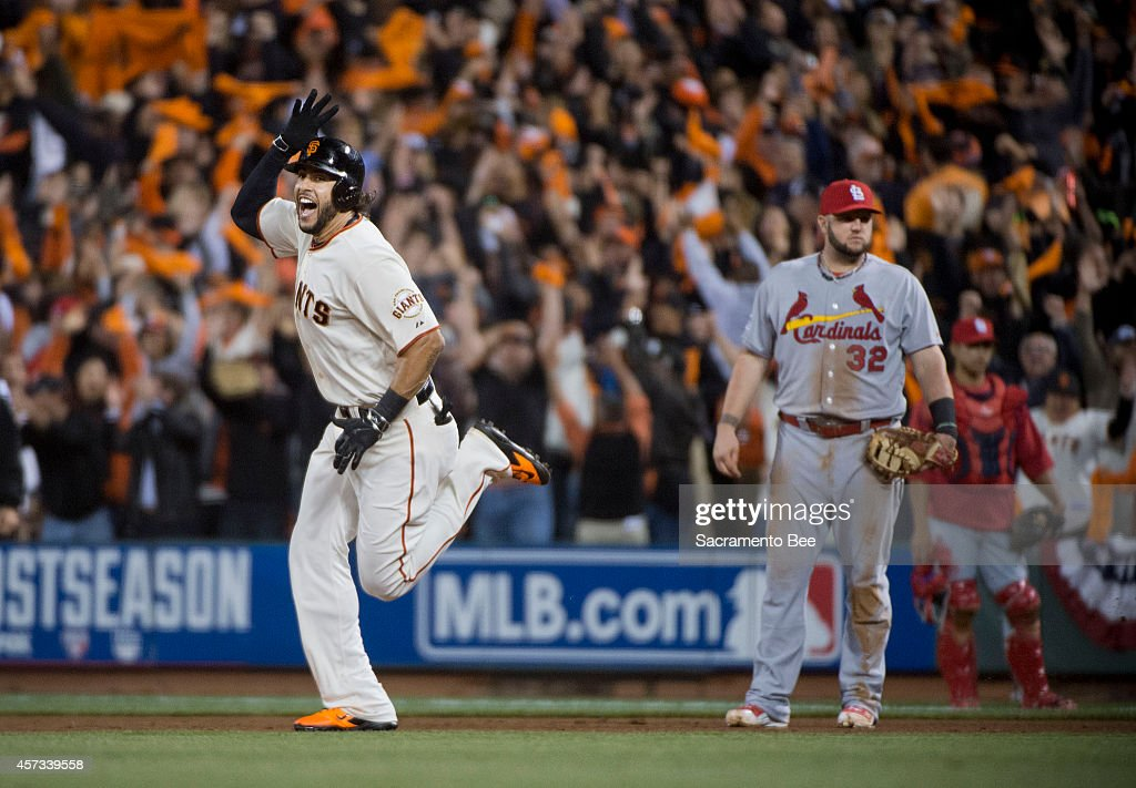 Image result for 2014 nlcs game 5 michael morse