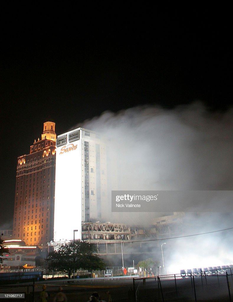 Sands casino implodes in atlantic city 2007 bonus casino code online