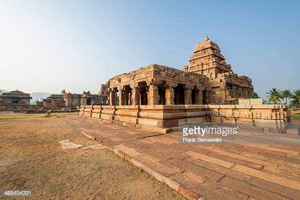 PATTADAKAL KARNATAKA INDIA The Sangameswara Temple is part of the the former capital Kisuvolal of the Chalukya Dynasty between the 7th and 9th...
