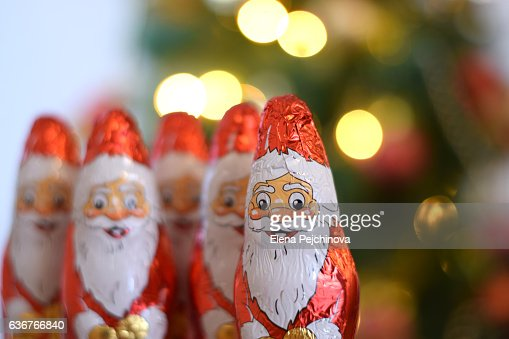 The Santa Clause Candy Army
