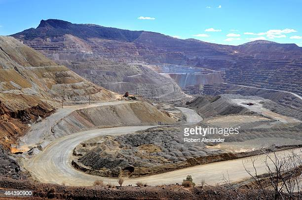 The Santa Rita Copper Mine also known as the Chino Mine is an openpit copper mine near Silver City New Mexico It is one of the oldest mines in North...