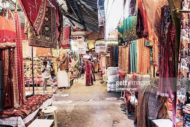 The Sari Bazaar (market)