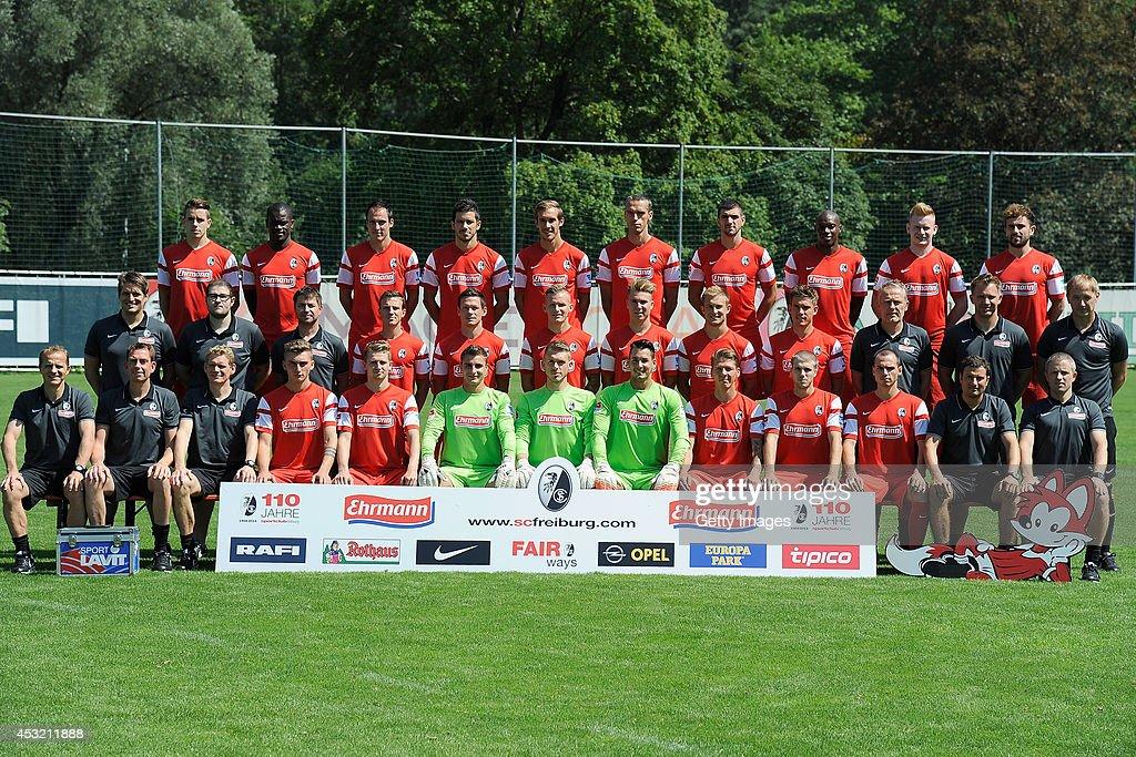 sc freiburg team