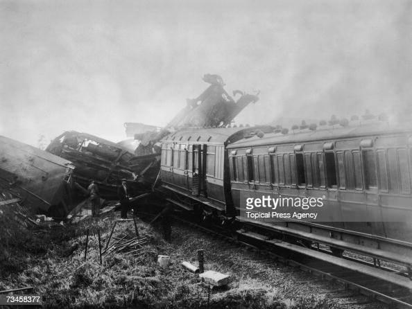 Abermule Rail Crash