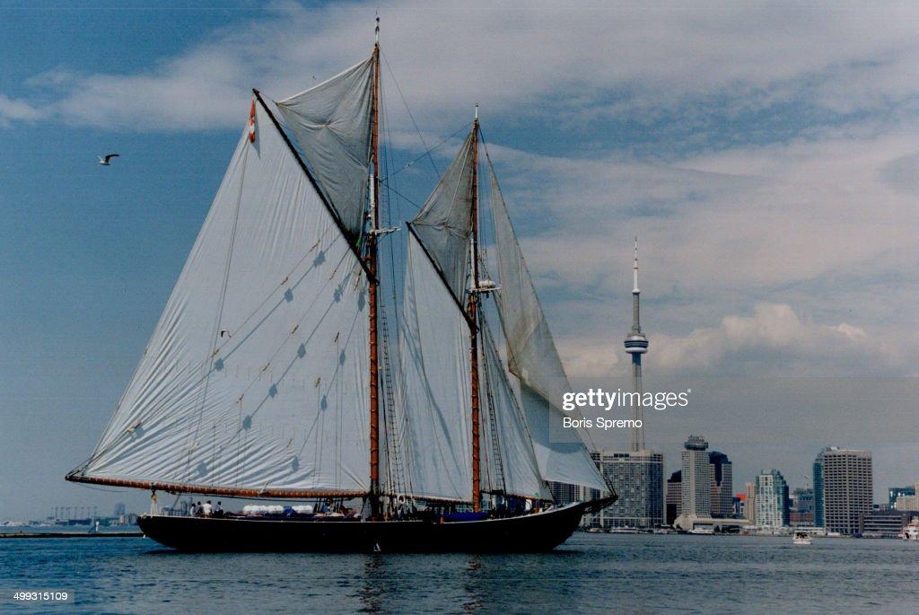 The Schooner Bluenose Plans - Model Ship Builder
