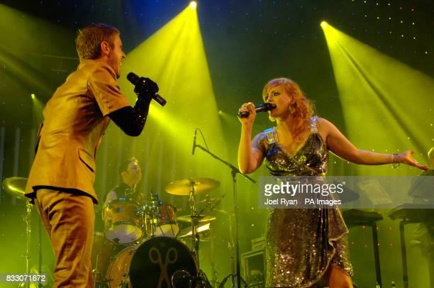 The Scissor Sisters perform at BBC Radio 1's Big Weekend in Preston