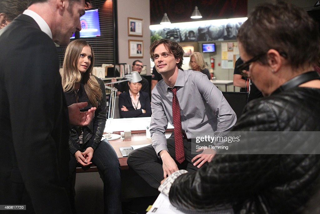 MINDS - 'The Scratch' - Three people who are implicated with murders claim to have been attacked by a 'clawed monster' at the time each crime occurred, so the BAU starts searching for an unsub that may be controlling the suspects' minds. But as the search continues, one team member is put in jeopardy, on 'Criminal Minds' airing on CBS, WEDNESDAY, APRIL 22 (10:00-11:00 p.m., ET).