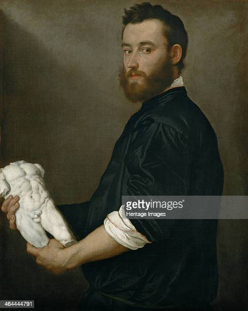The Sculptor Alessandro Vittoria ca 15521553 Found in the collection of the Art History Museum Vienne
