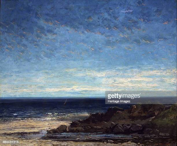 The Sea 1867 Found in the collection of the State A Pushkin Museum of Fine Arts Moscow