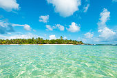 The Sea of the Seven Colors, San Andres Island, Colombia, South America