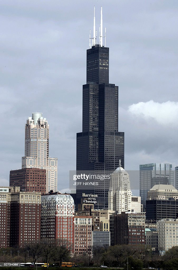 The Willis Tower Getty Images