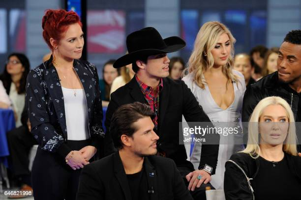 AMERICA The Season 24 cast of 'Dancing with the Stars' is revealed live on 'Good Morning America' Wednesday March 1 2017 'Good Morning America' airs...