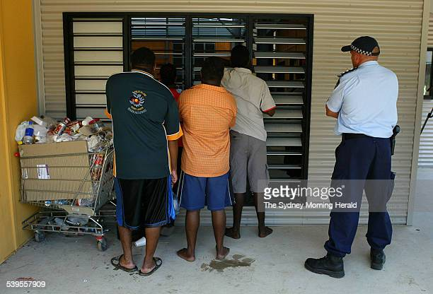 The second Day of the Coronial Inquest into the death of Indigenous Palm Island local Cameron Doomadgee held inside the newly completed PCYC Club on...