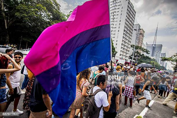 The second edition of the peace march in the state capital claims the inclusion of transvestites and transsexuals in the formal job market The act...