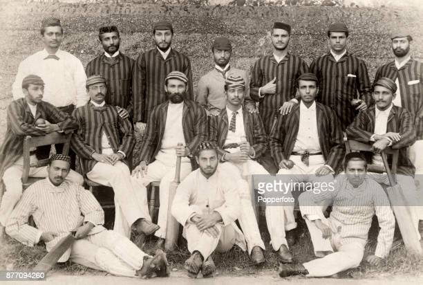 The second Parsees cricket team in England circa 1888 This second team had improved a great deal from the efforts of the previous touring side two...