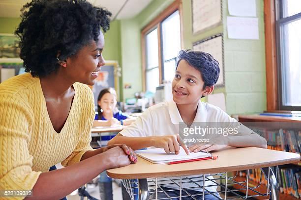 El secreto se encuentra en la educación en el respeto por el alumno