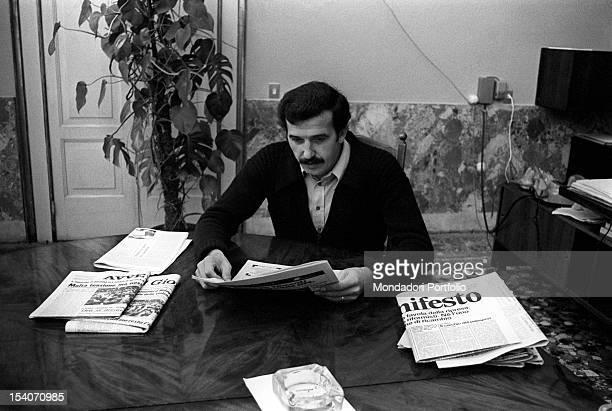 The secretary of the municipal section of the Italian Communist Party Renzo Imbeni has recently been the softliner towards '77 Movement guessing no...