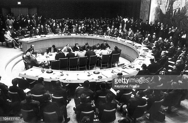 The Security Council met to take up the United States Cuba and the Soviet Union's complaints over the episodeof the Bay Of Pigs crises