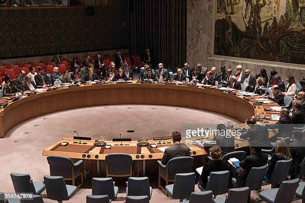 The Security Council sits in session In effort to address recent sexual abuse and exploitation allegations against UN peacekeeping forces a...