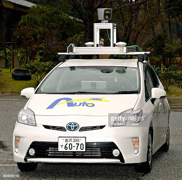 Self Driving Car Stock-Fotos und Bilder | Getty Images