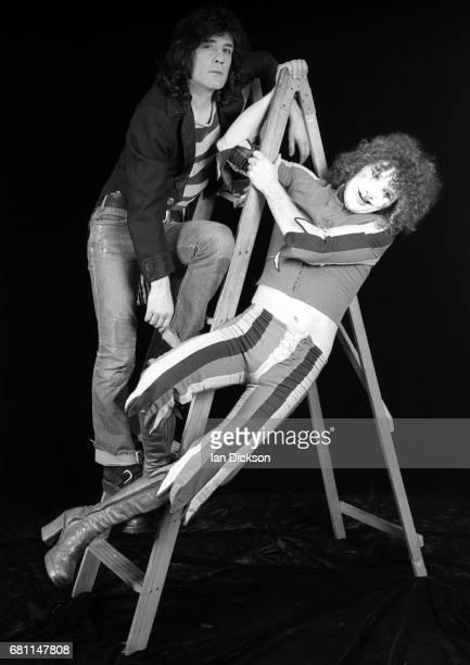The Sensational Alex Harvey Band portraits at Kingly Court Studios London January 1974 Alex Harvey Zal Cleminson