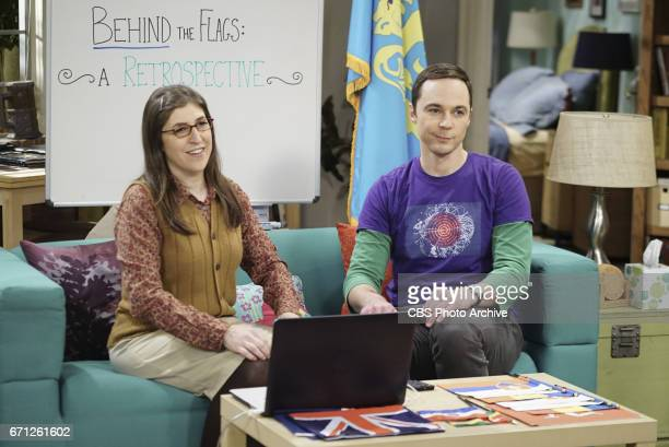 'The Separation Agitation' Pictured Amy Farrah Fowler and Sheldon Cooper Coverage of the CBS series THE BIG BANG THEORY scheduled to air on the CBS...