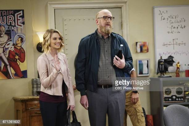 'The Separation Agitation' Pictured April Bowlby and Brian Posehn Coverage of the CBS series THE BIG BANG THEORY scheduled to air on the CBS...