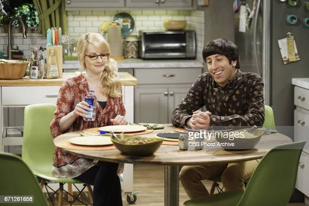 'The Separation Agitation' Pictured Bernadette and Howard Wolowitz Coverage of the CBS series THE BIG BANG THEORY scheduled to air on the CBS...