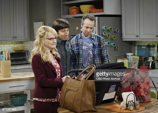 'The Separation Agitation' Pictured Bernadette Howard Wolowitz and Stuart Bloom Coverage of the CBS series THE BIG BANG THEORY scheduled to air on...
