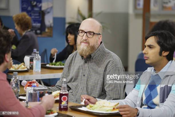 'The Separation Agitation' Pictured Brian Posehn and Rajesh Koothrappali Coverage of the CBS series THE BIG BANG THEORY scheduled to air on the CBS...